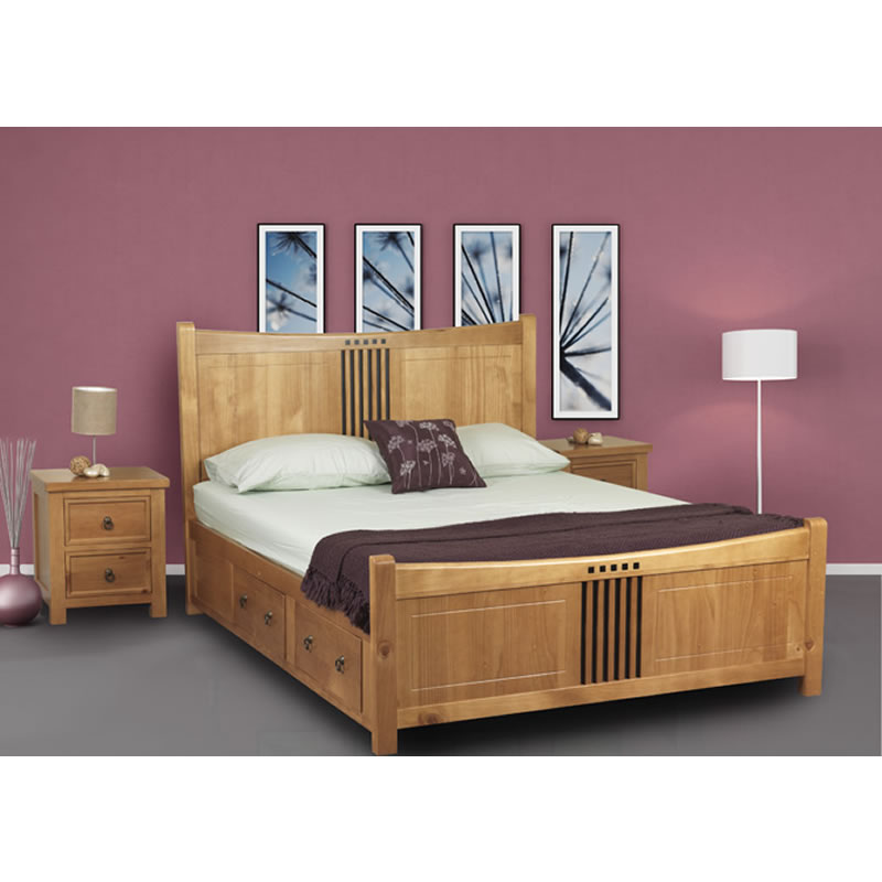 Dreams Hudson King Size Frame 489 00 Sweet Dreams Hudson